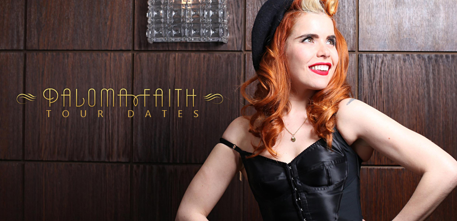 Paloma Faith Tour